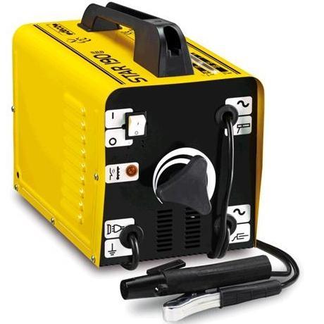 MMA AC трансформатор для сваривания рутиловыми электродами DECA STAR 190E