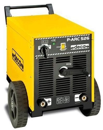 MMA DC Трансформатор индустриальный постоянного тока DECA P-ARC 526